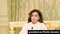 Mehriban Əliyeva, arxiv foto