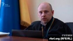 Суддя Володимир Келеберда забронив відеозйомку на відкритому судовому засіданні