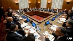 Мирная конференция по Сирии. Женева, 1 февраля 2016 года.