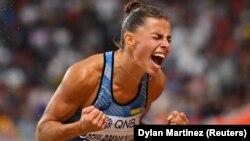 Українська спортсменка Марина Бех-Романчук