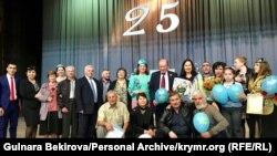 Торжественный вечер в честь 25-летия комитета «Азат» в Мелитополе