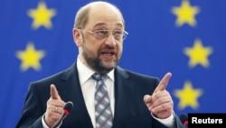 Kryetari i Parlamentit Evropian, Martin Shulz