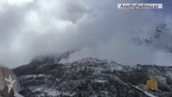Nepaldakı zəlzələ Himalay dağlarında qar uçqununa səbəb olub