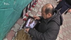 Ипотечники у суда в Алматы