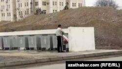 Ашхабад, февраль, 2020