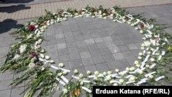 Dan bijelih traka u Prijedoru 2015.