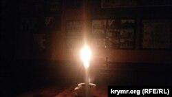 Симферополь без света, 13 июня 2018 года