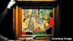 """Nərmin Sultan"" Henri Matisse"