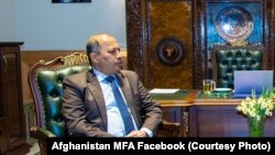 کابل کې د پاکستان سفیر منصور احمد خان