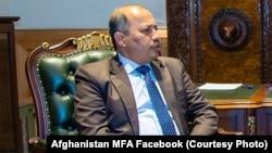 منصور احمد خان سفیر پاکستان در کابل