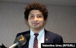 Deputatul PAS Radu Marian