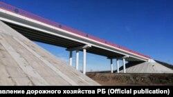 Часть дороги Давлетово – Альмухаметово