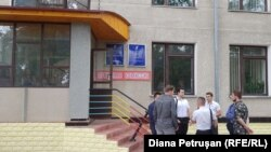 La Universitatea Slavonă la Chișinău