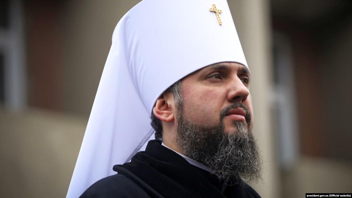 Епифаний об РПЦ: это последний форпост Путина в Украине