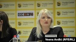 Neophodno osuditi napade: Anita Mitić