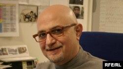 Mardo Soghom, zëvendësdrejtor i programit në Radion Evropa e Lirë