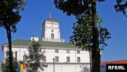 Менск, плошча Свабоды, 2а, Гарадзкая ратуша