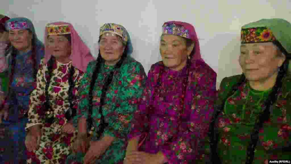 Төмән татарлары