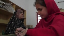 'They Don't Care About Us' -- Blind Girls In Pakistani Province Denounce Discrimination