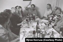Дзень нараджэньня Алеся Адамовіча, 3 жніўня 1987 году