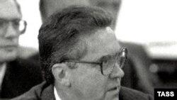 Анатолий Адамишин, бывший посол России в Великобритании.