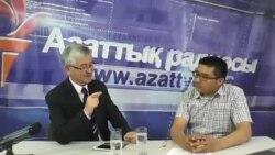 Әбдуақап Қарамен онлайн-конференция