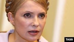 Юлия Тимошенко, оппозиционный политик Украины. Киев, 17 марта 2010 года.