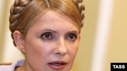 Юлия Тимошенко, Киев, 17 марта 2010