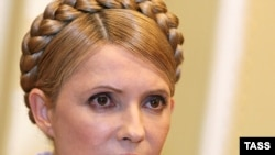 Ukraine -- Yulia Tymoshenko, the head of the Opposition Coordination Council, Kyiv, 17Mar2010