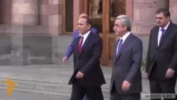 Հովիկ Աբրահամյանի առաջին հարցազրույցը վարչապետի պաշտոնում