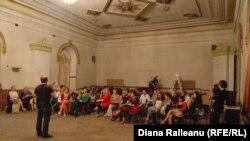Artiști sosiți la Chișinău