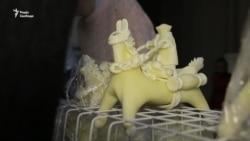 Сирні коники – давня гуцульська традиція стала популярною (відео)
