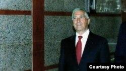 İcra hakimiyyətinin başçısı Şəmsəddin Xanbabayev