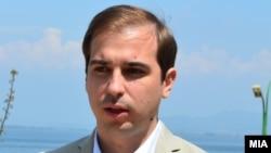 Заменик министер за труд и социјална политика Диме Спасов