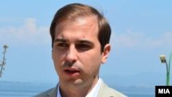 Дополнителниот заменик министер за труд и социјална политика Диме Спасов