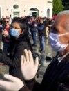 'Testiranje' protesta u Prištini