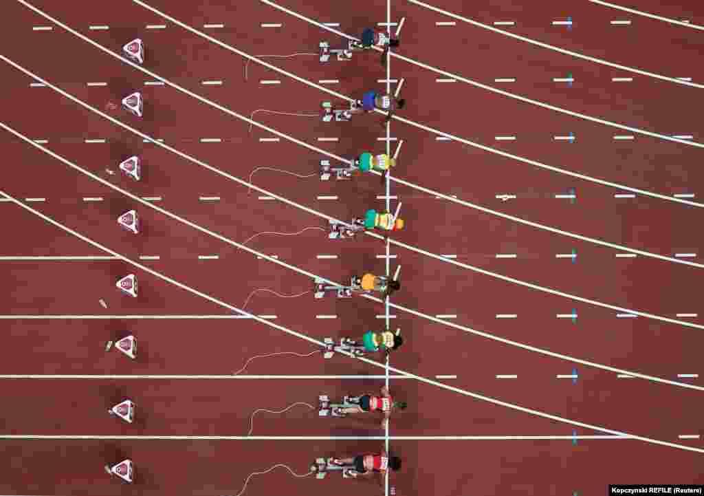 Легка атлетика, фінальний забіг жінок на 100 м. Токіо, 31 липня 2021 року