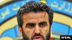 محمد داوود داوود، فرمانده پلیس منطقهای شمال افغانستان که روز شنبه کشته شد.