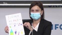 «Затримання мого чоловіка – незаконне» – дружина заарештованого в Криму Владислава Єсипенка (відео)