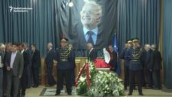 Kosovars Pay Tribute To Demaci, The 'Balkans' Mandela'