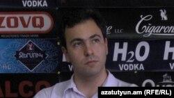 Արթուր Սարգսյանի շահերի պաշտպան Տիգրան Եգորյանը, արխիվ: