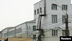 Тюремная лечебница, архивное фото