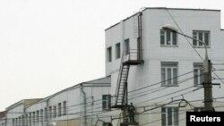 Больница в Красноярке, где сейчас находится Надежда Толоконникова