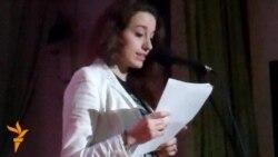 У Києві читали вірші на честь героїв Крут