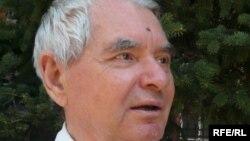 Казахстанский писатель Герольд Бельгер.