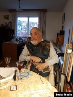 Анри Волохонский, март 2017