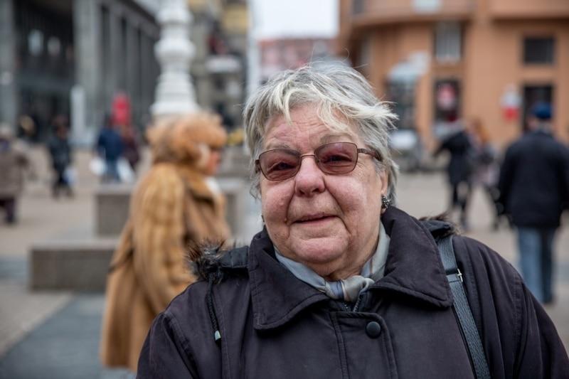 Razgovor sa Sekom Becić Levak vodjen je u Zagrebu 20. februara 2018. godine