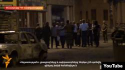 تصویر برگرفته از گزارش ویدئویی بخش ارمنی رادیو اروپای آزاد/ رادیو آزادی