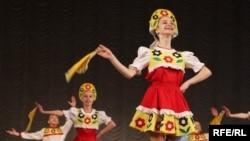 Отчетный концерт луганского ансамбля «Барвинок»