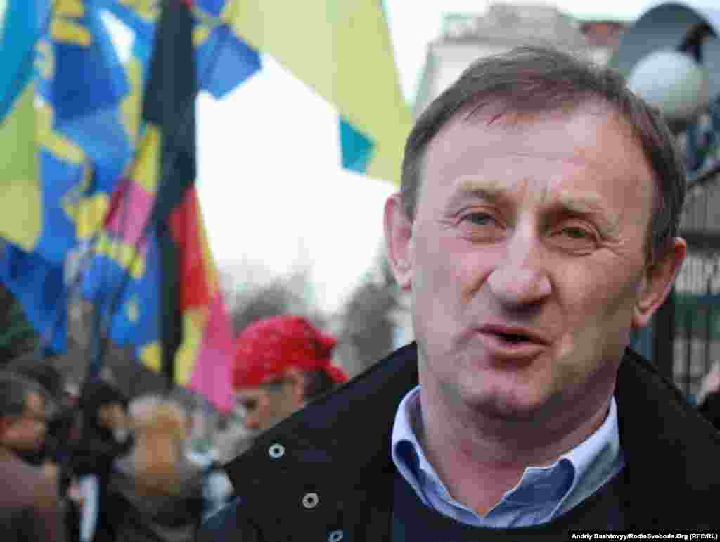 Михайло Ратушний